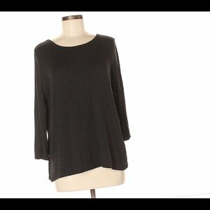 Les Lis by Stitch Fix sweater Medium Dark Grey